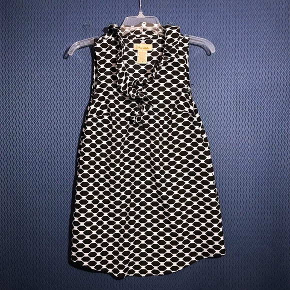 149571d8094f7c Divina Tops | Davina Ruffle Collar Tunic Top | Poshmark